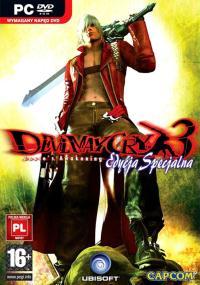 Devil May Cry 3: Dante's Awakening (2005) plakat