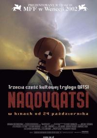 Naqoyqatsi (2002) plakat
