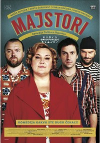 Majstori (2013) plakat