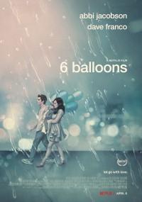 6 balonów (2018) plakat