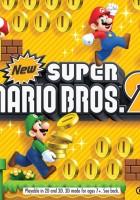 New Super Mario Bros. 2 (2012) plakat