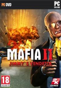 Mafia II: Wendeta Jimmy'ego (2010) plakat