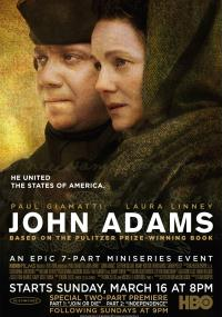 John Adams (2008) plakat