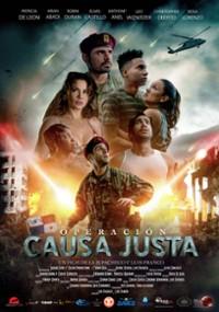 Operación Causa Justa (2019) plakat