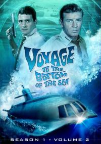 Voyage to the Bottom of the Sea (1964) plakat