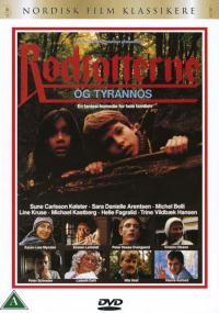 Rødtotterne og Tyrannos (1988) plakat