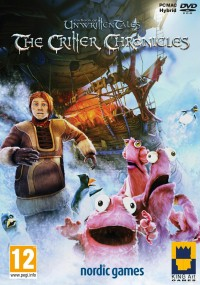 The Book of Unwritten Tales: Critter Chronicles (2011) plakat
