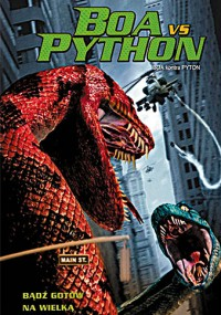 Boa kontra pyton (2004) plakat