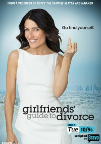 Girlfriends' Guide to Divorce (2014) plakat