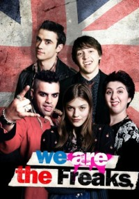 We Are the Freaks (2013) plakat