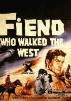 The Fiend Who Walked the West (1958) plakat