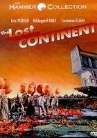 Zaginiony kontynent (1968) plakat