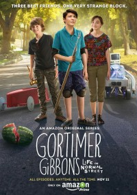 Gortimer Gibbon's Life on Normal Street (2014) plakat