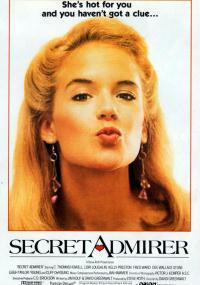 Tajemniczy wielbiciel (1985) plakat