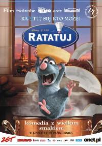 Ratatuj (2007) plakat