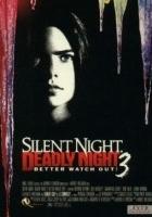 Cicha noc, śmierci noc 3: Przygotuj się na najgorsze (1989) plakat
