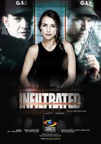 Infiltrados (2011) plakat
