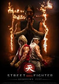Street Fighter: Assassin's Fist (2014) plakat