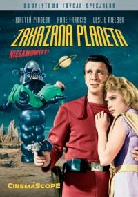 Zakazana planeta (1956) plakat