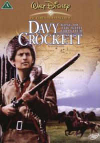 Davy Crockett, król pogranicza (1955) plakat