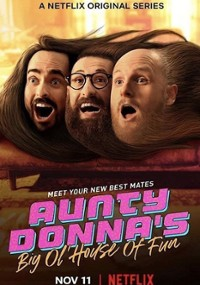 Aunty Donna's Big Ol' House of Fun (2020) plakat