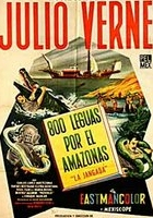 800 leguas por el Amazonas (1959) plakat