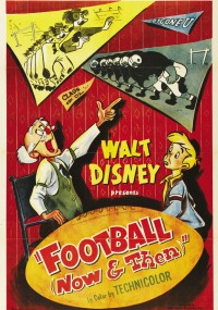Football Now and Then (1953) plakat