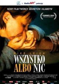 Wszystko albo nic (2002) plakat