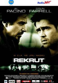 Rekrut (2003) plakat
