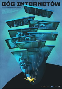 Bóg Internetów (2021) plakat