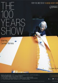 The 100 Years Show (2015) plakat