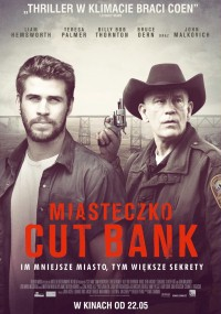 Miasteczko Cut Bank (2014) plakat