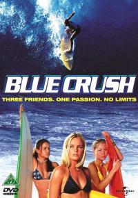 Błękitna fala (2002) plakat