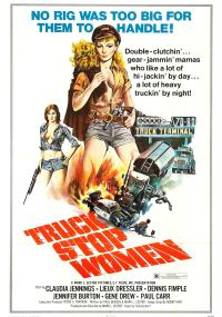 Truck Stop Women (1974) plakat