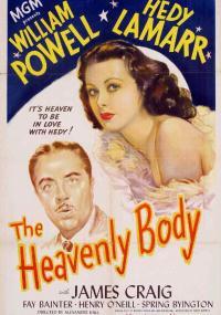 The Heavenly Body (1944) plakat