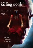 plakat - Od słów do śmierci (2003)