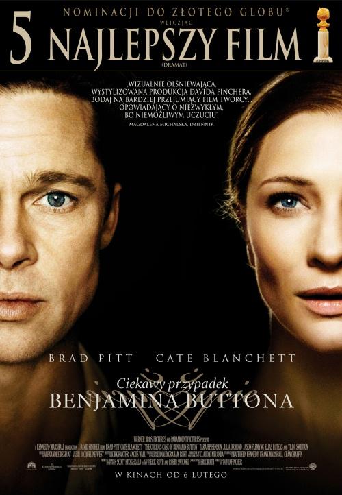 Ciekawy przypadek Benjamina Buttona (2008) - Filmweb