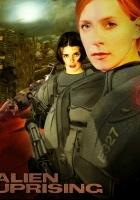 plakat - Alien Uprising (2008)