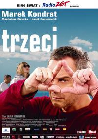 Trzeci (2004) plakat