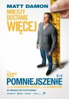 plakat - Pomniejszenie (2017)