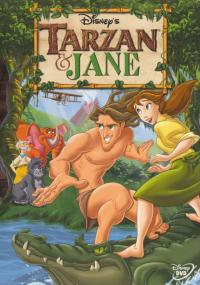 Tarzan i Jane (2002) plakat