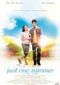 Just One Summer (2012) plakat