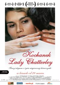 Kochanek Lady Chatterley (2006) plakat