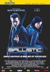 Ballistic (2002) plakat