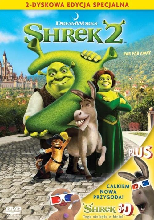 Shrek 2 online na Zalukaj
