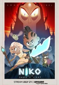 Niko i Miecz Światła (2015) plakat