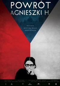 Powrót Agnieszki H. (2013) plakat