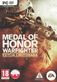 Medal of Honor Warfighter (2012) plakat