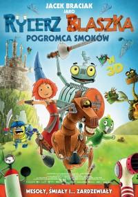 Rycerz Blaszka. Pogromca smoków (2013) plakat