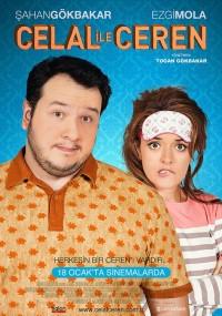 Celal ile Ceren (2012) plakat